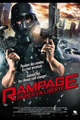 DVD Rampage - Sniper En Liberté (VOST)