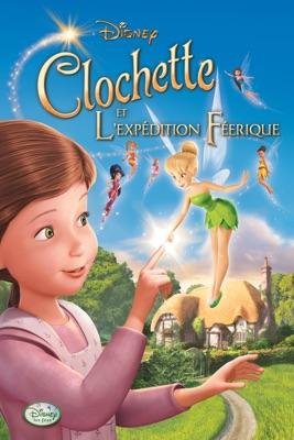 DVD Clochette et l'expédition féérique