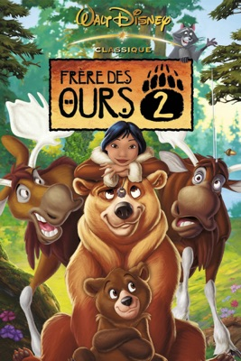 Jaquette dvd Frère Des Ours 2