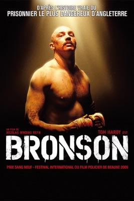 Bronson en streaming ou téléchargement