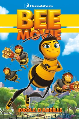 DVD Bee Movie - Drôle d'abeille