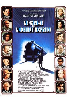 Jaquette dvd Le Crime De L'Orient-Express