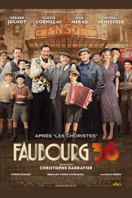 Faubourg 36 en streaming ou téléchargement