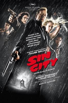 Télécharger Sin City (VF) ou voir en streaming