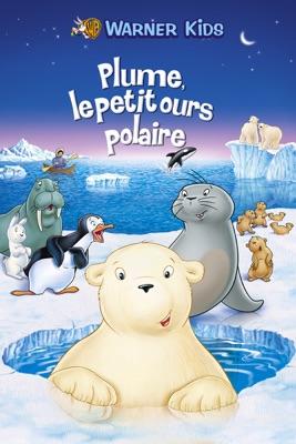 DVD Plume le petit ours polaire