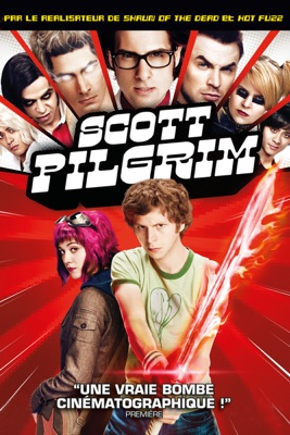 Scott Pilgrim en streaming ou téléchargement