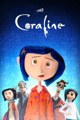 Jaquette dvd Coraline