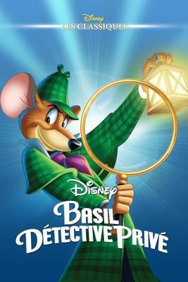 DVD Basil Détective Privé