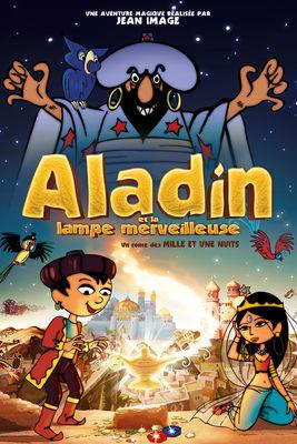 DVD Aladin Et La Lampe Merveilleuse