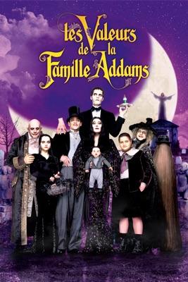 Les Valeurs De La Famille Addams en streaming ou téléchargement