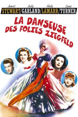 Jaquette dvd La danseuse des Folies Ziegfeld