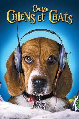 DVD Comme chiens et chats