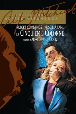 DVD La cinquième colonne