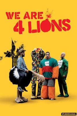 We Are Four Lions en streaming ou téléchargement