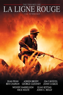 DVD La Ligne Rouge