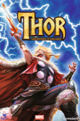 DVD Thor : légendes d'asgard