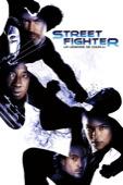 DVD Street Fighter