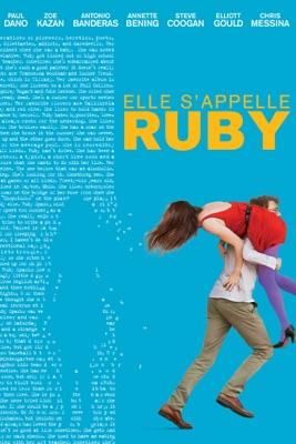 Jaquette dvd Elle S'appelle Ruby