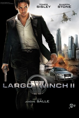 Jaquette dvd Largo Winch 2 (VF)