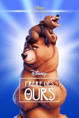 DVD Frère des ours