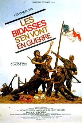 Jaquette dvd Les Bidasses S'en Vont En Guerre