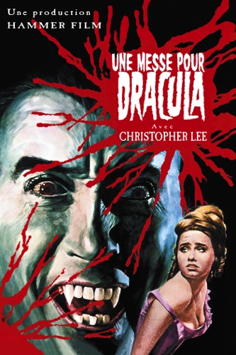 DVD Une Messe Pour Dracula (Taste The Blood Of Dracula)