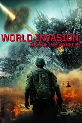 Jaquette dvd World Invasion: Battle Los Angeles