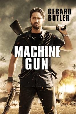 Jaquette dvd Machine Gun (VOST)