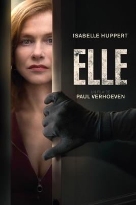 Jaquette dvd Elle