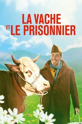 Jaquette dvd La Vache Et Le Prisonnier