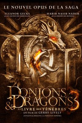 Donjons & Dragons 3, Le Livre Des Ténèbres en streaming ou téléchargement