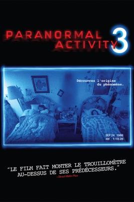 Paranormal Activity 3 en streaming ou téléchargement