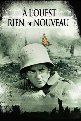DVD A L'ouest Rien De Nouveau
