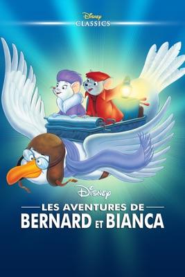 DVD Les aventures de Bernard et Bianca