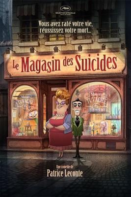 Le Magasin Des Suicides en streaming ou téléchargement