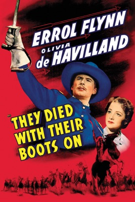DVD La charge fantastique (They Died with Their Boots On)