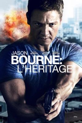 Jason Bourne : L'héritage en streaming ou téléchargement