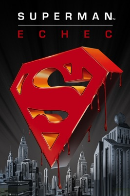 DVD Superman Echec