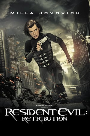 Jaquette dvd Resident Evil: Retribution (VF)