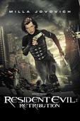 Jaquette dvd Resident Evil: Retribution (VOST)