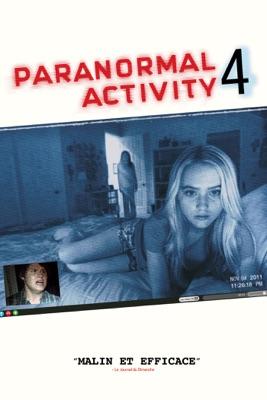 Paranormal Activity 4 en streaming ou téléchargement