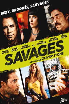 Jaquette dvd Savages