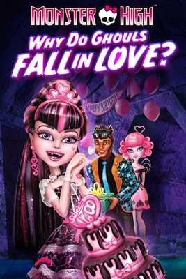 DVD Monster High: Why Do Ghouls Fall in Love?