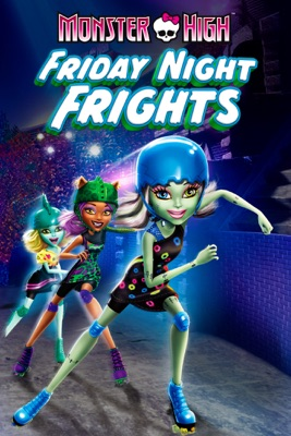 DVD Monster High: Friday Night Frights