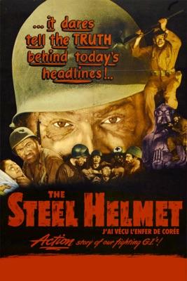 DVD J'ai vécu l'enfer de Corée (The Steel Helmet)