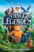 Jaquette dvd Les cinq légendes (Rise of the Guardians)