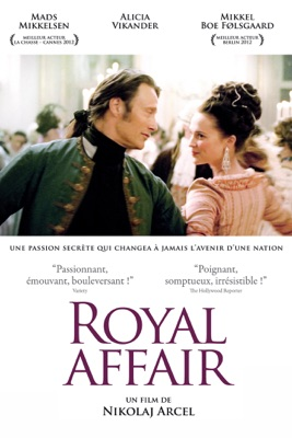 DVD Royal Affair (VOST)