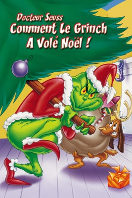 DVD Comment Le Grinch A Volé Noël! (1966)