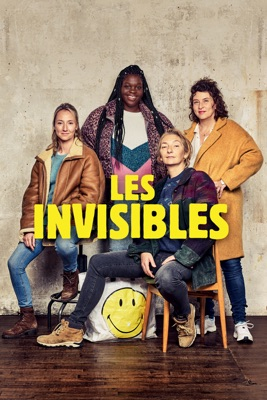 Jaquette dvd Les Invisibles