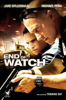 Jaquette dvd End Of Watch (VOST)